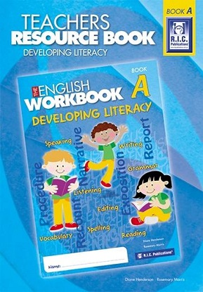 The English Workbook Teachers Guide Book A - Ages 6-7
