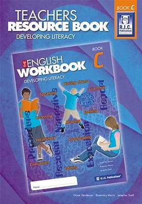 The English Workbook Teachers Guide Book C - Ages 8-9