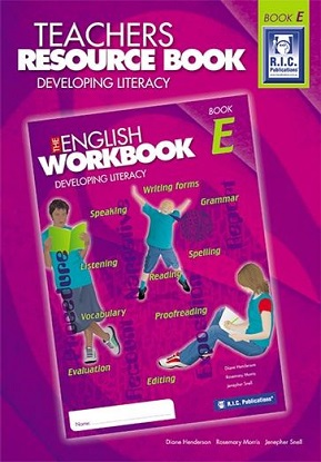 The English Workbook Teachers Guide Book E - Ages 10-11