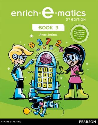 Enrich-e-matics Book 3 3e
