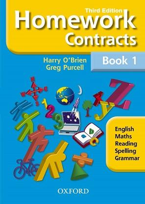 Homework Contracts Book 1 3e