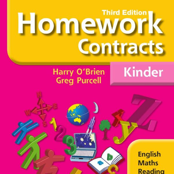 Homework Contracts Kinder NSW 3e