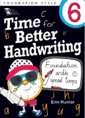 Time for Better Handwriting:  6