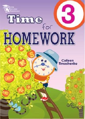 Time for Homework 3