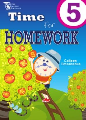 Time for Homework 5
