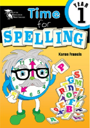 time-for-spelling-1-9781922242389