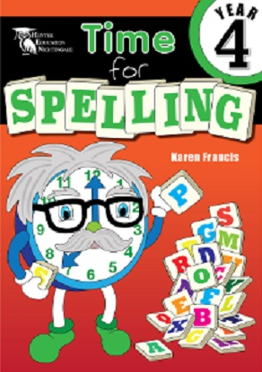time-for-spelling-4-9781922242419