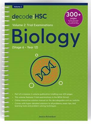Decode-HSC-Biology-Volume-2-Trial-Exams-9781922445032