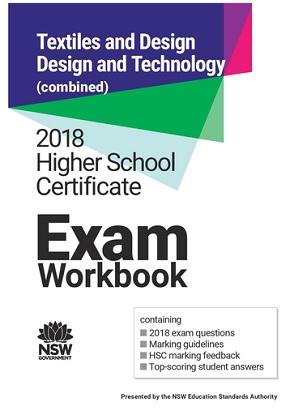 2018 HSC Exam Workbook:  Design and Technology