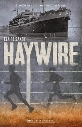 Haywire - Australia's Second World War