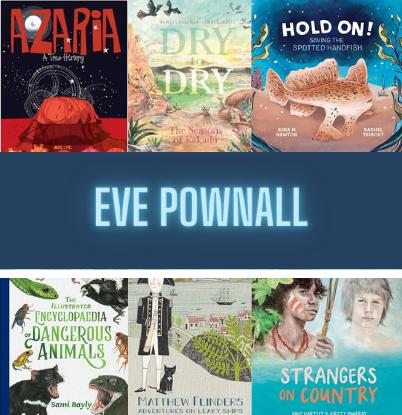 SET - CBCA Book of the Year: Eve Pownall Award 2021