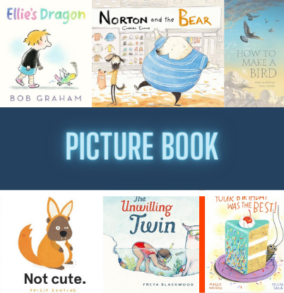 SET - CBCA Book of the Year: Picture Book 2021