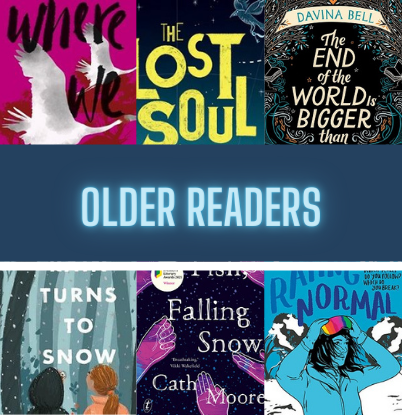 SET - CBCA Book of the Year: Older Readers 2021