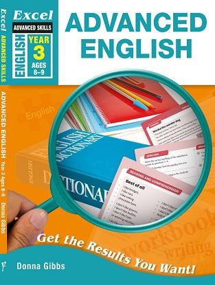 Excel Advanced Skills - Advanced English Year 3