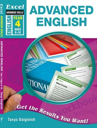 excel-advanced-skills-advanced english-year-4-9781741256505