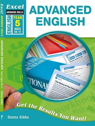 Excel Advanced Skills - Advanced English Year 5