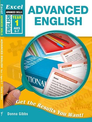 Excel Advanced Skills - Advanced English Year 1