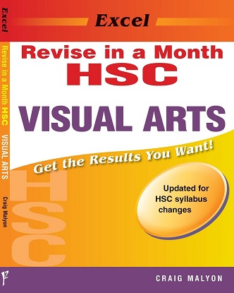 excel-revise-month-visual-arts-9781877085147