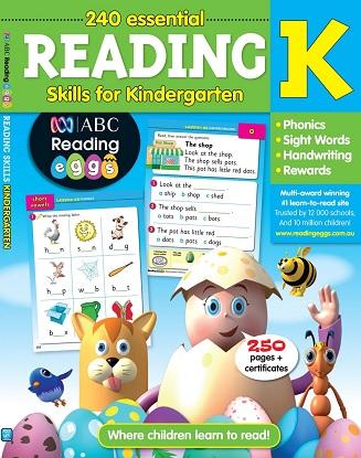 ABC Reading Eggs Reading Skills for Kindergarten