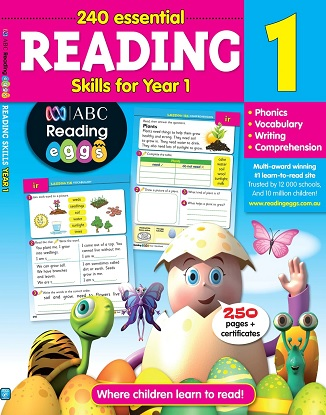 ABC Reading Eggs Reading Skills for Year 1