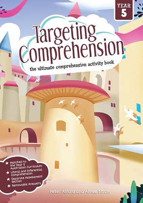 Targeting Comprehension Activity Book Year 5