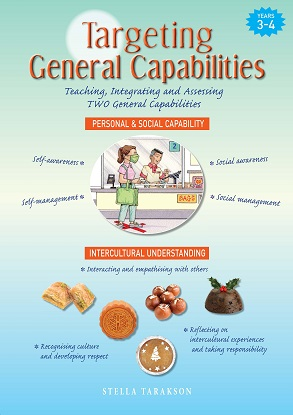 Targeting General Capabilities - Critical & Creative Thinking and Ethical Understanding Years 3-4