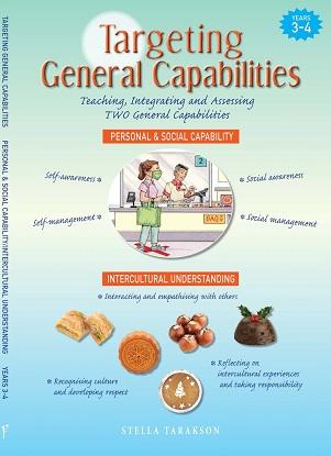 Targeting General Capabilities - Personal & Social Capability and Intercultural Understanding Years 3-4