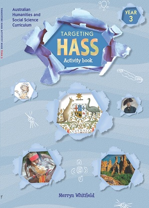 Targeting HASS Activity Book Year 3