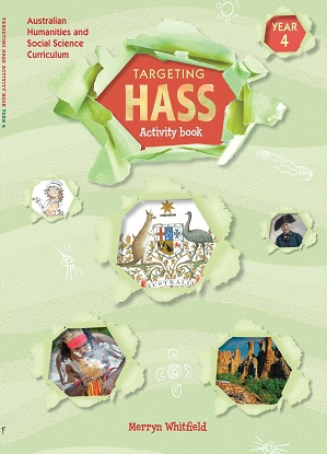 Targeting HASS Activity Book Year 5