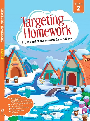 Targeting Homework Activity Book Year 2