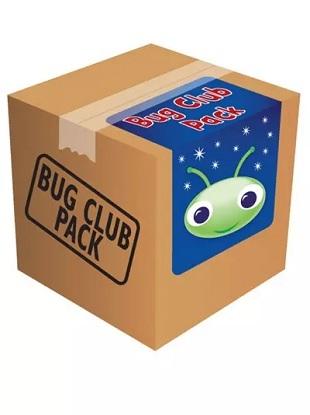 Bug Club Grade 1 Comic Pack