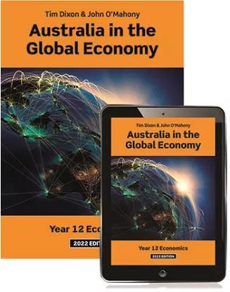 Australia in the Global Economy:  2022 [Text + eBook] 11e