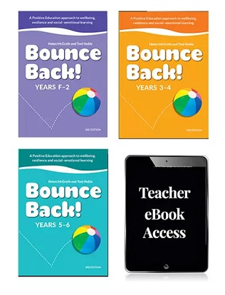 Bounce Back! Whole School Resource Pack, 3rd Edition