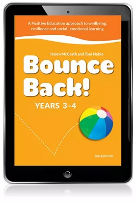Bounce Back! Years 3-4 eBook, 3rd Edition