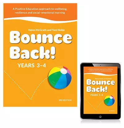Bounce Back! Years 3-4 with eBook, 3rd Edition