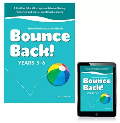 Bounce Back! Years 5-6 with eBook, 3rd Edition