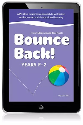 Bounce Back! Years F-2 eBook, 3rd Edition