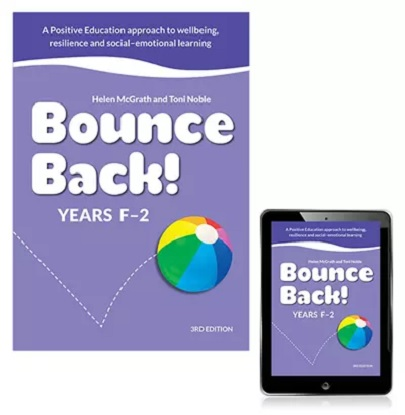 Bounce Back! Years F-2 with eBook, 3rd Edition