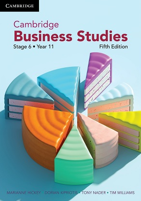 Cambridge Business Studies:  Year 11 5/e [Online Teaching Suite]