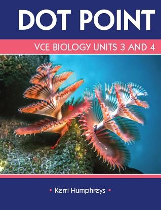 VCE DotPoint Biology Units 3-4