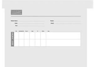 Fountas & Pinnell Benchmark Assessment System Student Folders (30 Pack)