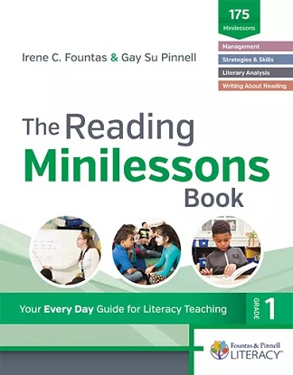 fountas-and-pinnell-classroom-reading-minilessons-1-9780325098623