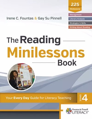 fountas-and-pinnell-classroom-reading-minilessons-4-9780325098654