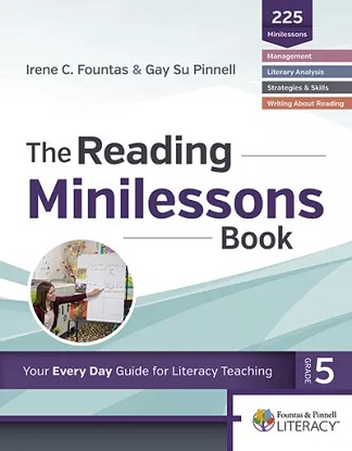 fountas-and-pinnell-classroom-reading-minilessons-5-9780325098661