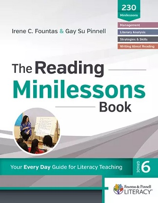 fountas-and-pinnell-classroom-reading-minilessons-6-9780325098678