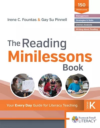 fountas-and-pinnell-classroom-reading-minilessons-k-9780325098616