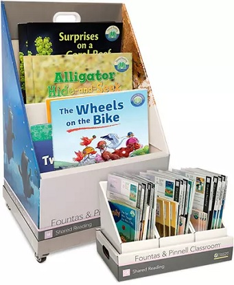 fountas-and-pinnell-classroom-shared-reading-k-9780325097848