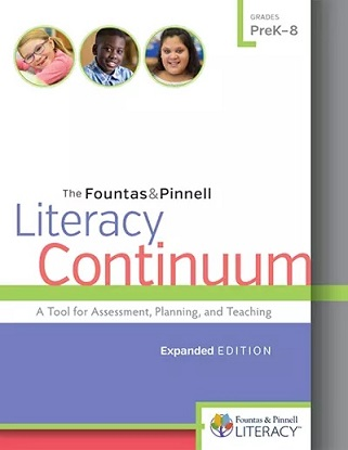 fountas-and-pinnell-literacy-continuum-expanded-3rd-ed-9780325060781