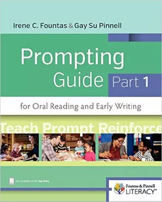 fountas-and-pinnell-prompting guide-part-1-9780325089652