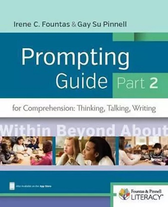 fountas-and-pinnell-prompting guide-part-2-9780325089669